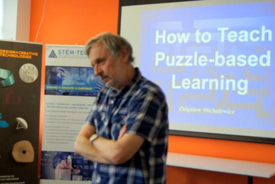Prof Michalewicz